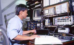 無線機器の検査