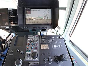 デジタルハイビジョン機外防振カメラ(ACE LX-3)